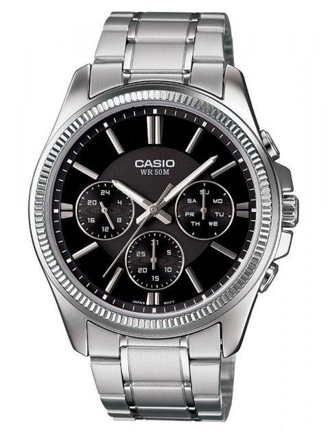 Мужские часы Casio MTP-1375D-1A - изображение 1