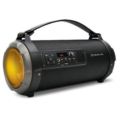 Акустична система REAL-EL X-730 Black - зображення 1