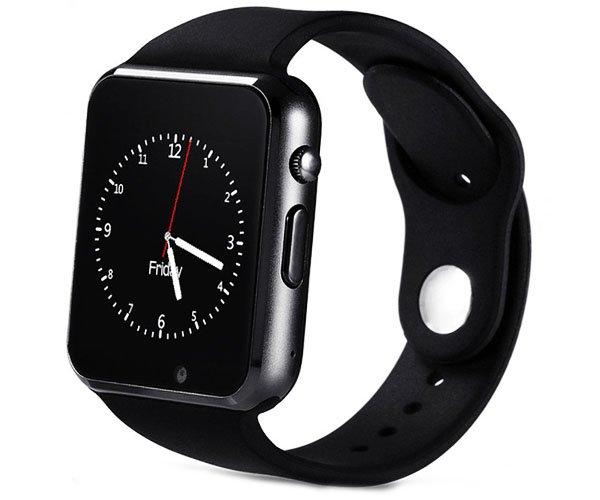 Смарт-годинник Uwatch A1 Black wA1/b - зображення 1