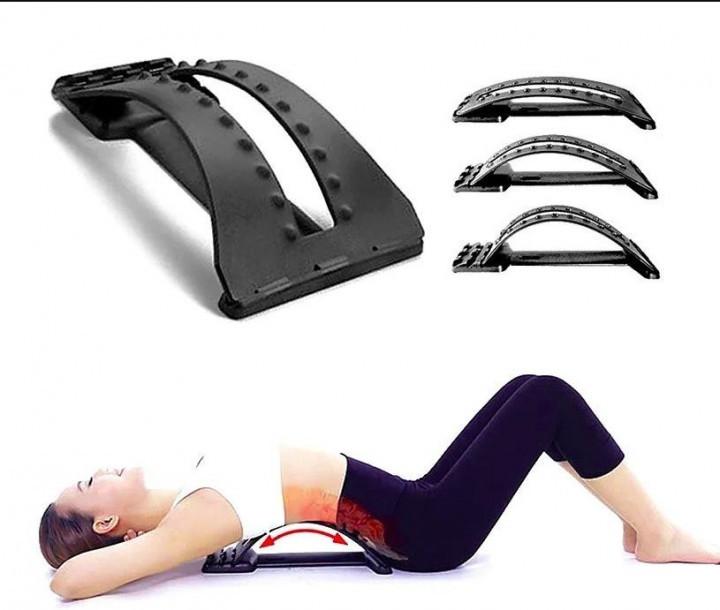 Массажер-Тренажер - мостик для растяжки спины Magic back Arivans - изображение 1