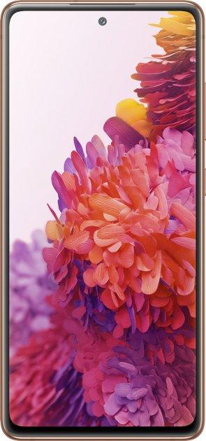 Мобільний телефон Samsung Galaxy S20 FE 6/128 GB Cloud Orange (SM-G780FZODSEK) - зображення 1