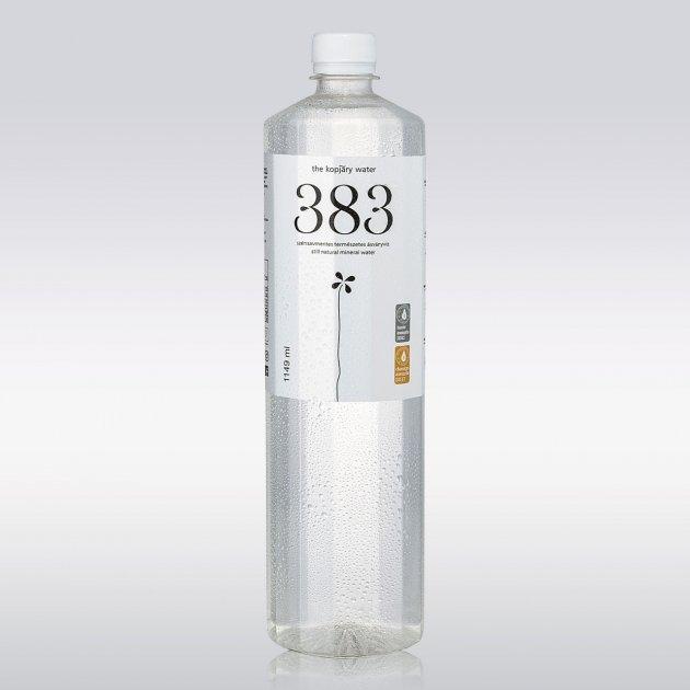 Упаковка минеральной негазированной воды 383 1,149 л * 6 бутылок 5999887276026 - изображение 1