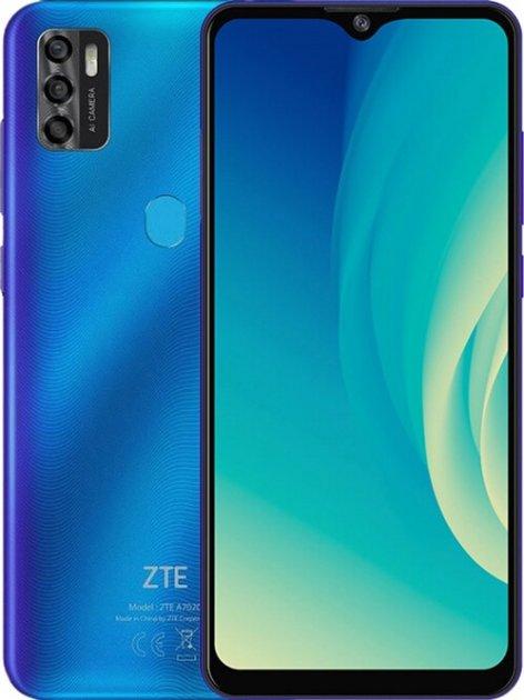 Мобильный телефон ZTE Blade A7s 2020 2/64GB Blue - изображение 1