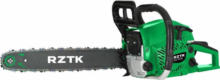 Цепная бензиновая пила RZTK CS 5218