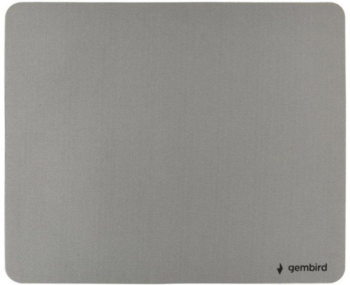 Игровая поверхность Gembird MP-S Grey (MP-S-G) - изображение 1