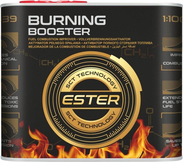 Активатор сгорания топлива Mannol Burning Booster 0.5 л (metal) (9939) - изображение 1