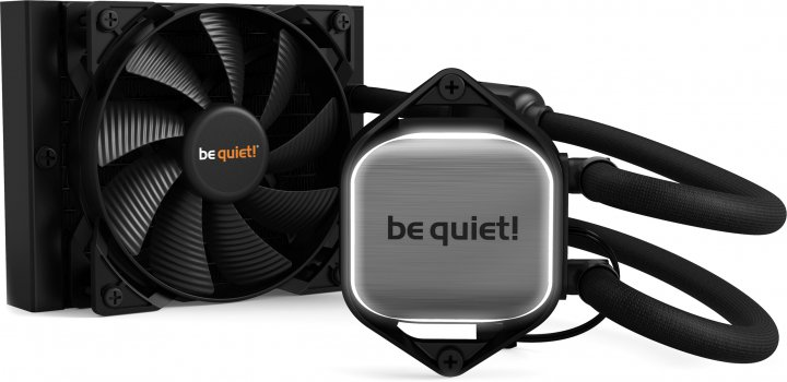 Система рідинного охолодження be quiet! Pure Loop 120 мм (BW005) - зображення 1