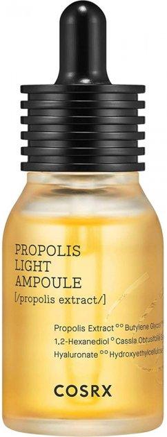 Ампула Cosrx Full Fit Propolis Light Ampoule на основе прополиса 30 мл (8809598450820) - изображение 1