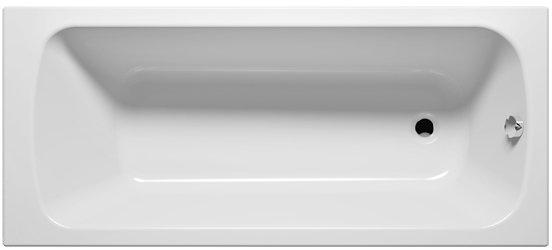 Ванна акрилова DEVIT Comfort 18080123 (180) з ніжками POOTSET01U - зображення 1