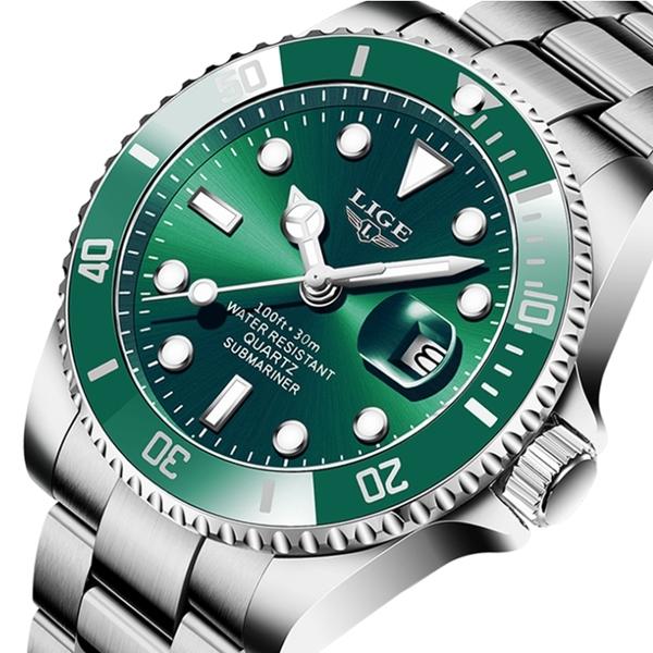 Чоловічі годинники Lige Daytona - изображение 1