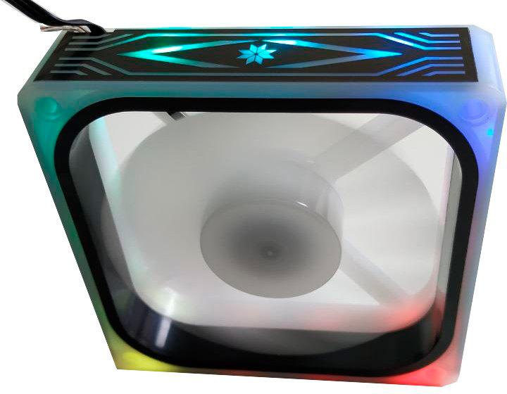Кулер Cooling Baby 12025RGB4 - изображение 1