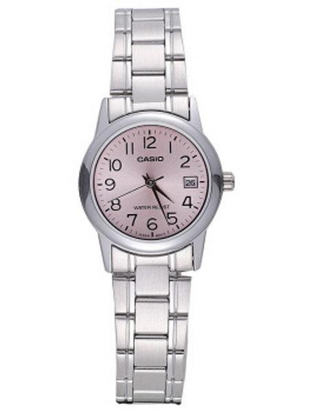 Жіночі наручні годинники Casio LTP-V002D-4BUDF - зображення 1