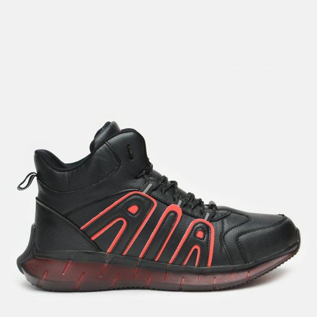 Ботинки Bayota A20016-3 41 26 см Черные (2000000414898_1) - изображение 1