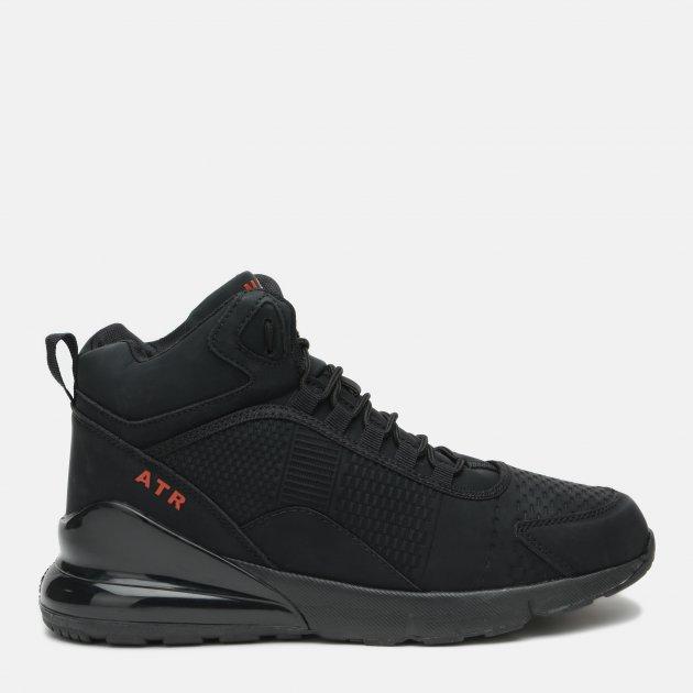 Ботинки Bayota A9852-2 42 26 см Черные (2000000414645_1) - изображение 1