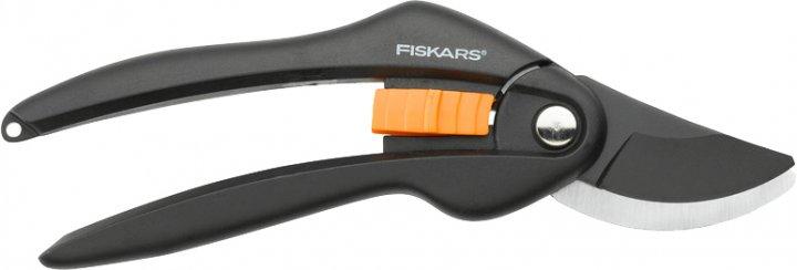 Секатор плоскостной Fiskars SingleStep P26 (1000567/111260) - изображение 1