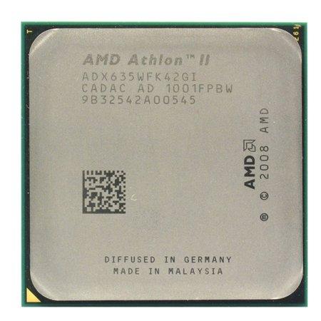 Процесор AMD Athlon II X4 635 2,9 GHz AM3 Б/У - зображення 1