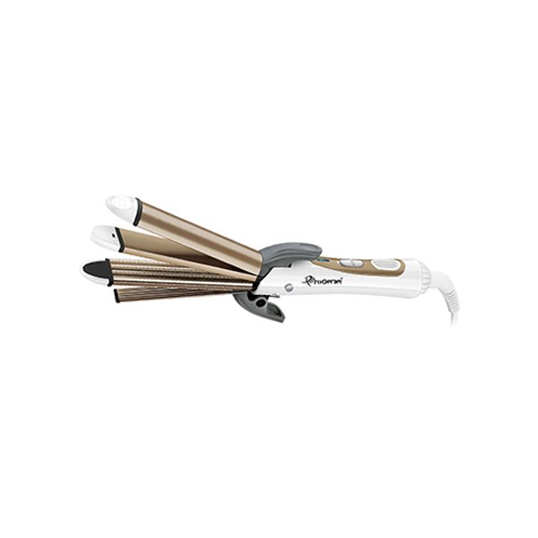 Плойка для волос гофре плойка утюжок стайлер ProGemei 4 в 1 Gm-2962 (bks_01970) - изображение 1