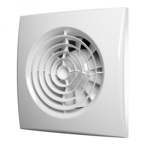 Вентилятор витяжний DiCiTi AURA 4C 8,4 Вт 90 м3 безшумний 25 Дб осьової з зворотним клапаном, захистом від перегріву - зображення 1