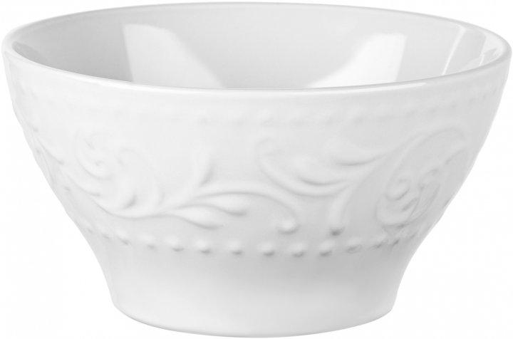 Салатник Ardesto Olbia White Белый 14 см (AR2914WC) - изображение 1