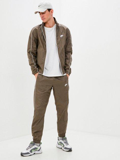 Спортивный костюм Nike M Nsw Spe Trk Suit Wvn Basic BV3030-081 XL Коричневый (194494493841) - изображение 1