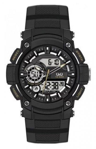 Чоловічі годинники QQ GW90-004 - зображення 1