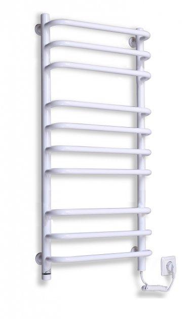 Рушникосушарка електрична ElnaСтандарт - 10 білий п/пз терморегулятором - зображення 1