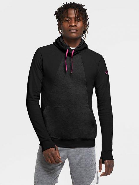 Худі Nike M Nk Dry Acd Hoodie Po Fp Ht CQ6679-010 L Чорне (194494005624) - зображення 1