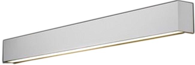 Настінний світильник Nowodvorski NW-9611 Straight wall LED white M - зображення 1