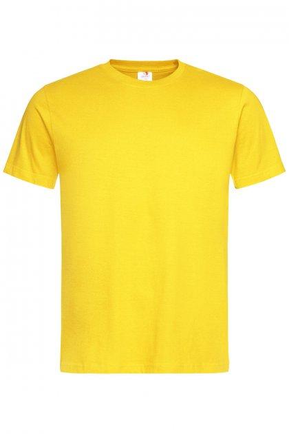 Футболка STEDMАN ST2000 CLASSIC-T UNISEX S Жовта сонячна - зображення 1
