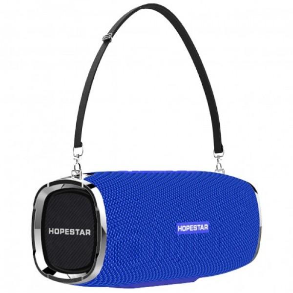 Портативная колонка Hopestar A6 Blue - изображение 1