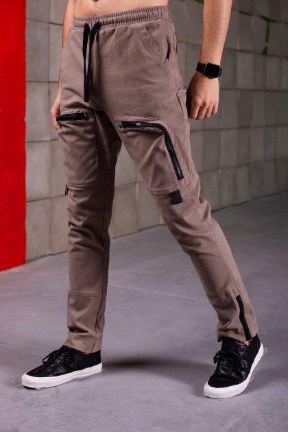 Карго GEN Zipper S Бежевый (8000075) - изображение 1