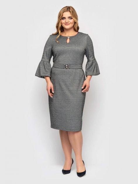 Платье VLAVI Пари 129803 52 Серое (12980352) - изображение 1