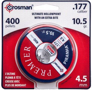 Кульки для пневматичних гвинтівок Crosman кал. 4.5 Piranha Point (LPPH7) - зображення 1