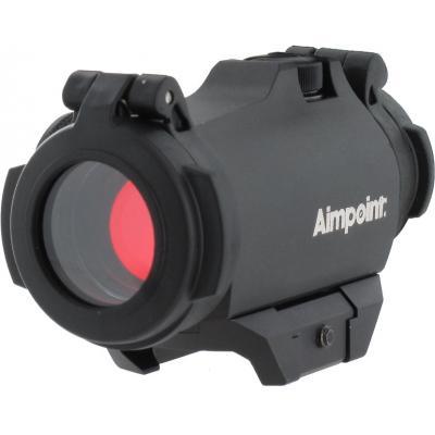 Оптичний приціл Aimpoint Micro H-2 2МОА. Weaver/Picatinny (200185) - зображення 1