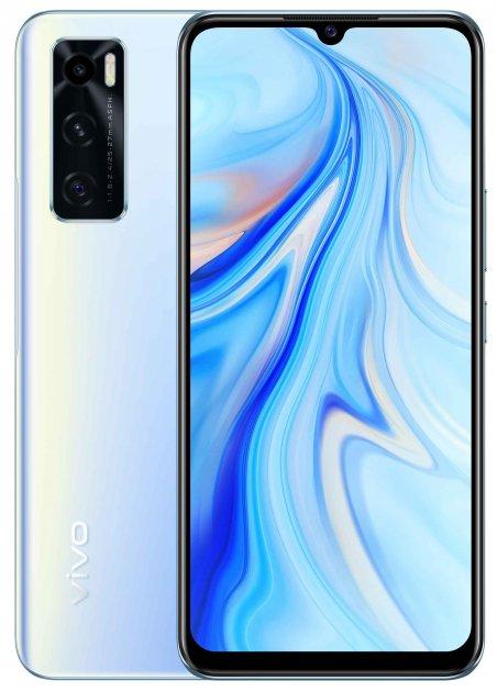 Мобильный телефон Vivo V20 SE 8/128GB Oxygen Blue (6935117827759) - изображение 1