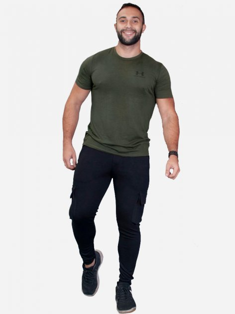 Спортивні штани Jaklin 2850 XL Чорні (4821000042168) - зображення 1
