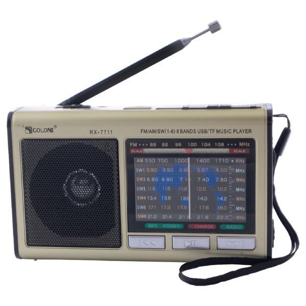 Радиоприемник Golon RX-7711 (RX-7711) - изображение 1