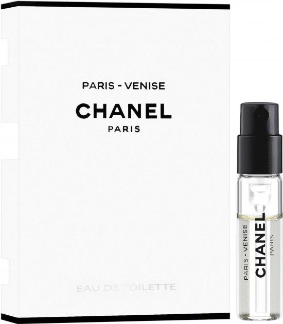 Пробник Туалетная вода унисекс Chanel Paris-Venise 1.5 мл (ROZ6400103796) - изображение 1