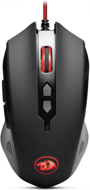 Миша Redragon Inquisitor 2 USB Black (77775) - зображення 1