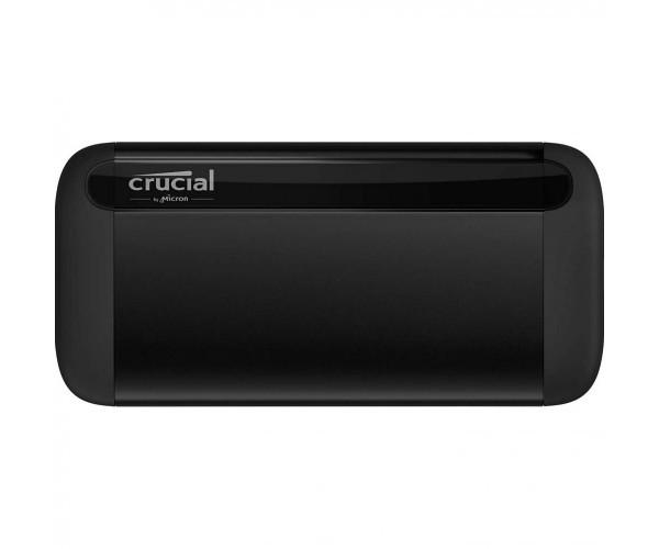 SSD накопичувач Crucial X8 500 GB (CT500X8SSD9) - зображення 1