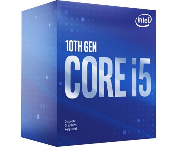 Процессор Intel Core i5-10600K (BX8070110600K) - изображение 1
