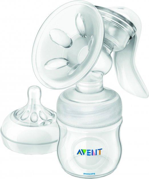 Ручний молоковідсмоктувач Philips AVENT SCF330/20 - зображення 1