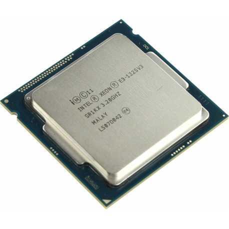 Процесор Intel Xeon E3 1225 v3 (CM8064601466507), б/в - зображення 1