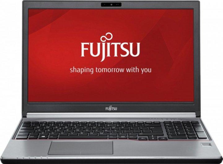 Б/в Ноутбук Fujitsu LIFEBOOK E756 Intel Core i5-6300M/4 Гб/500 Гб/Клас B - зображення 1