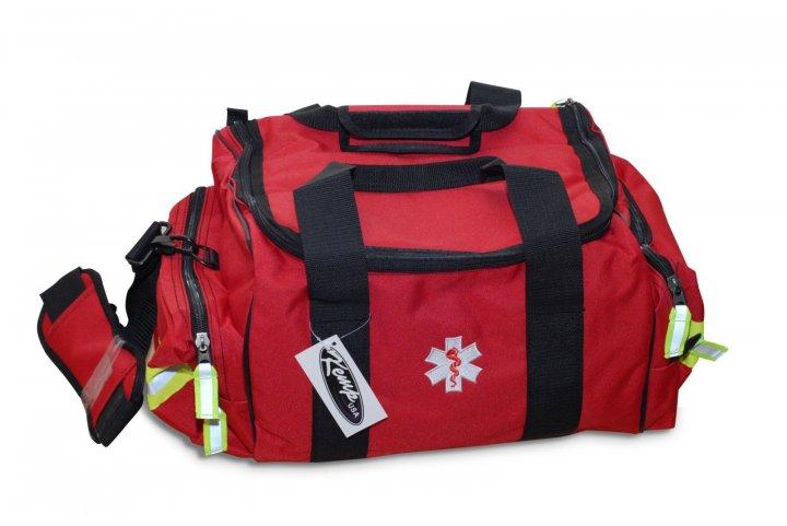 Сумка аптечная KEMP Maxi Trauma Bag Red - изображение 1