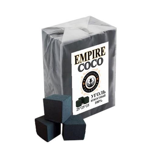 Уголь Coco Empire 1 кг Shisha Store - изображение 1