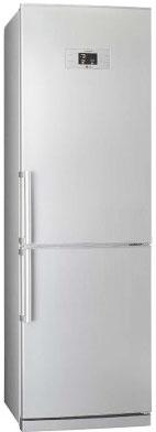 Двухкамерный холодильник LG GA-B399BLQA - изображение 1