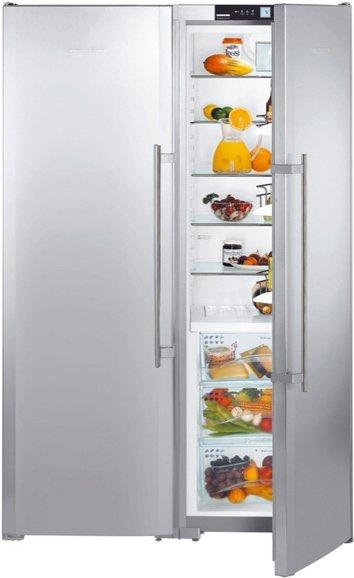 Side-by-side холодильник LIEBHERR SBSES 7253 - изображение 1