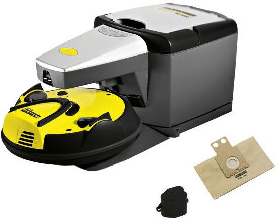 Пылесос для сухой уборки KARCHER RC 3000 - изображение 1