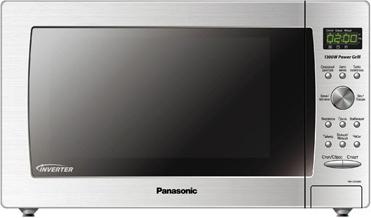 Микроволновая печь PANASONIC NN-GD588SZ - изображение 1